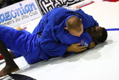 MMAC Grappling self defense classes